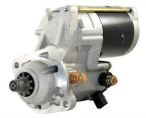 New 12 Volt Starter Fits Taylor Forklift With Cummins 4 5l Turbo 3971603