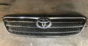 2004 2008 Toyota Corolla Front Grille Oem