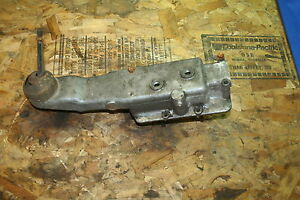 Triumph Tr3 Tr4 Shifter Tower Assembly With Lever