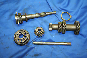 Mg Mga Transmission Gears Laygear Input Shaft