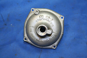 Zenith Stromberg 175 Original Carburetor Top Cover Assembly