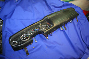 Mg Midget Dashboard Assembly With Gauges