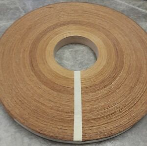 Mahogany 1 X 500 Ft Edge Banding New Wood Veneer Unglued Genuine Mahogany Okume