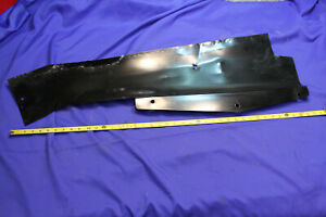 Jensen Healey Exhaust Shield Assembly
