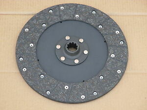Clutch Disc For Ford 2810 2910 3000 3055 3100 3110 3120 3150 3190 3300 3310 3330
