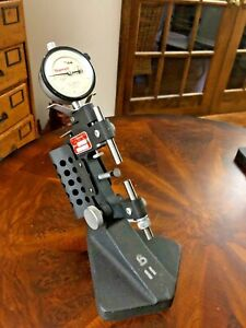 Starrett Snap Gauge 1150 2 With Stand Indicator No 25 611 0001