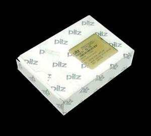 New Pilz Pnoz X1 3s 1o Safety Barrier Relay 24 Ac dc 5 Amp