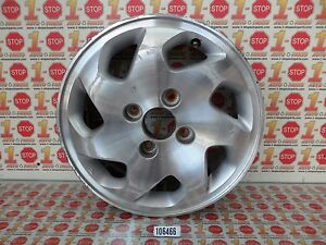 98 1998 99 1999 00 2000 Honda Accord 4cyl Alloy Wheel Rim 15x6 15 Genuine Oem