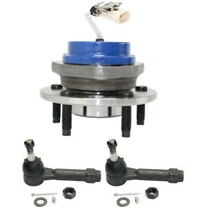 New 4 wheel Abs Wheel Hub Kit Front For Chevy Olds Pontiac Grand Prix 12429204