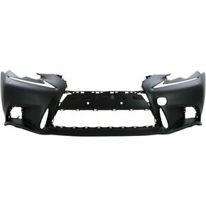 Bumper Cover New Front Sedan For Lexus Is250 Is350 2014