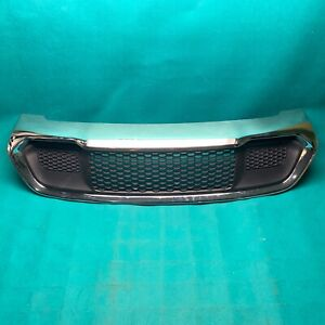 2014 2018 Jeep Grand Cherokee Oem Front Lower Bumper Grille Chrome 5yl32trmaa