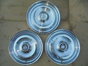 1960 60 Mercury 14 Wheel Covers Hub Caps