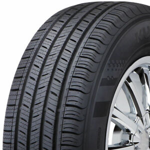 4 New 195 65r15 Kumho Solus Ta11 91t Highway Tires 2182643