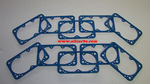 Fuel Bowl Gasket Non Stick 10 Pk Holley Carburetor Parts