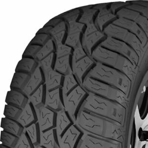 4 New 275 60 R20 Cooper Zeon Ltz 119s All Terrain Tires 90000003474