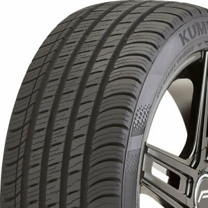 2 New 235 50r17 Kumho Solus Ta71 96v Performance Tires 2169703