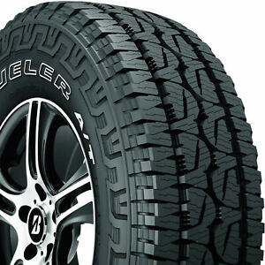 4 new P265 70r16 Bridgestone Dueler A t Revo 3 111t All Season Tires Brs000041