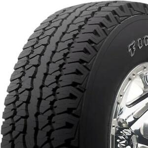 4 new P235 70r16 Firestone Destination At 104s All Terrain Tires Frs026767