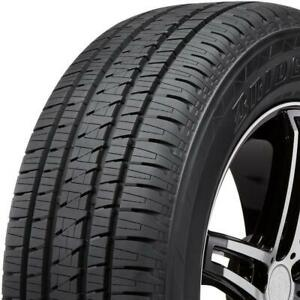 4 New 235 70r16 Bridgestone Dueler H L Alenza Plus 106h Tires Brs000433