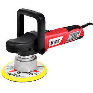 Gymax 6 Variable Speed Dual Action Polisher Random Orbital Polisher Kit Auto De