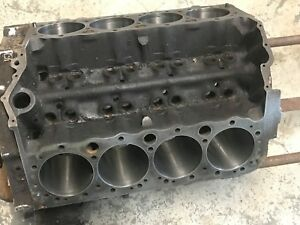 1969 Chevy Camaro Corvette Engine Block 302 327 350 Shipping Available