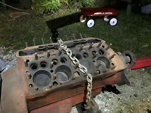 1945 Ford Flathead V8 59 Engine W heads 1942 48 Rat Rod Shipping Available