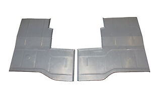 1976 96 Jeep Cj5 Cj7 Cj8 Wrangler Rear Floor Pan Pair New