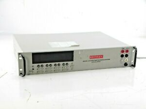 Keithley 2750 Multimeter switch System