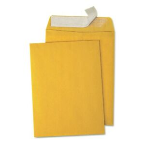Universal One Light Brown Pull Seal Catalog Envelope