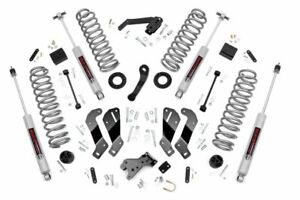 3 5in Jeep Suspension Lift Kit Control Arm Drop 07 18 Wrangler Jk Unlimited