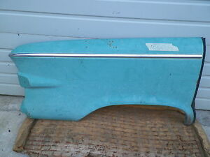 1961 Studebaker Lark Right Quarter Panel
