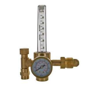 Masterweld Warfm 580 Argon Flowmeter Regulator