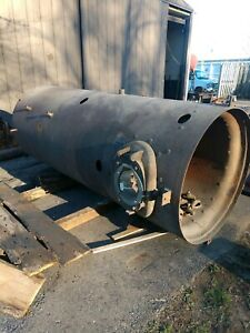 Antique Steam Engine Boiler W Maple Syrup Steam Evaporater