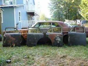 1941 Cadillac Doors Maybe All Gm Cars Of That Year