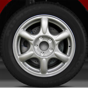 16x6 5 Factory Wheel sparkle Silver For 2000 2004 Buick Regal