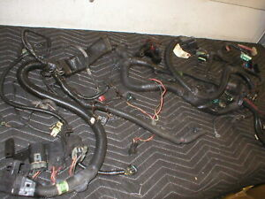 1991 92 Gm Camaro Speed Density Tpi 5 0 5 7 Complete Engine Wiring Harness Oem