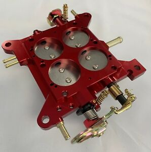 Billet Base Plate For 850 1000 Cfm Holley Qft Aed Carburetor Any Color