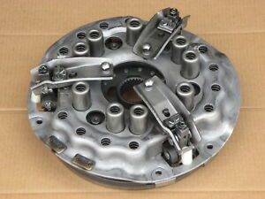 Clutch Pressure Plate For Ford 4000 4110 4140 4190 4330 4340 4400 4410