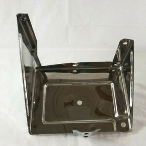 Chevrolet Chevy Gmc Truck Stainless Battery Tray Assembly 1960 1966 Overstock