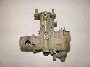 Stromberg O 2 Bronze Updraft Carburetor