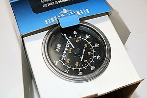 Stewart Warner Speedometer Nos In Box 82692
