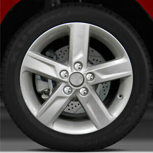 17x7 Factory Wheel bright Fine Silver For 2009 2014 Toyota Camry
