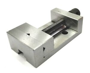 Precision Mini Steel Vice Vise 2 50 Mm For Grinding Engineering Tool