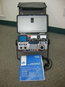 Ifr 1200supers Communications Service Monitor