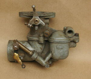 Antique Vintage Tillotson Model A Ford Xf Tractor Automobile Carburetor
