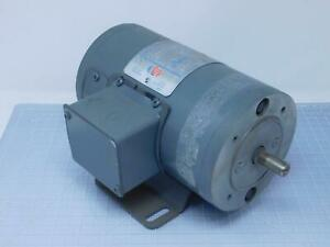 Boston Apm933t 1 3 Hp Industrial Motor 90 V 3 5 A T135718