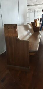 Church Pews Selling As A Lot Or Separate