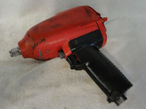 Snap On Mg725 1 2 Dr Air Impact Wrench Item 6216 7500