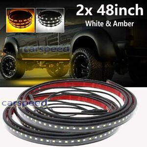 48 Inch Truck Side Step Led Running Board Light Strip For Ford F 150 F 250 F 350