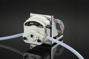 Factory Oem 57 Stepper Motor Peristaltic Pump 24v 0 3000ml min With Silicon Tube